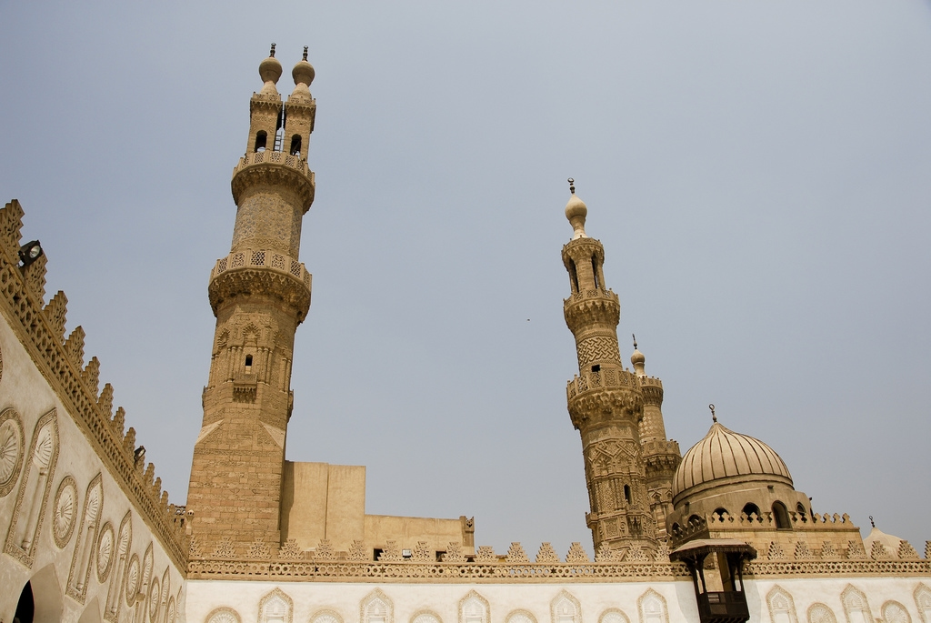 Masjid Around The World-al-azhar-mosque-cairo-egypt-jpg
