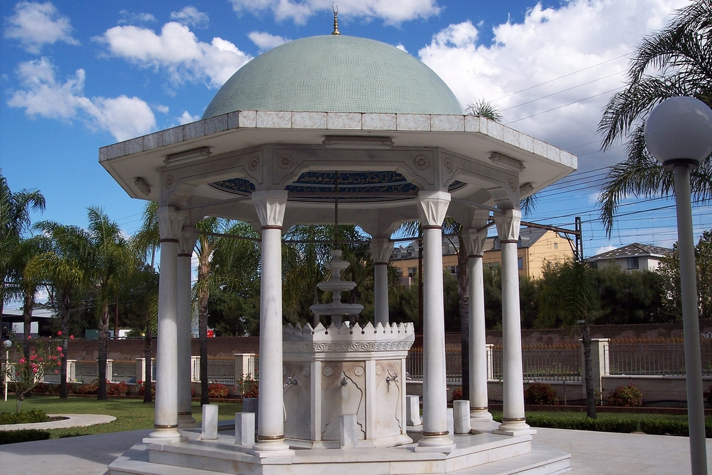 Masjid Around The World-auburn-mosque-sydney-australia-fountain-jpg