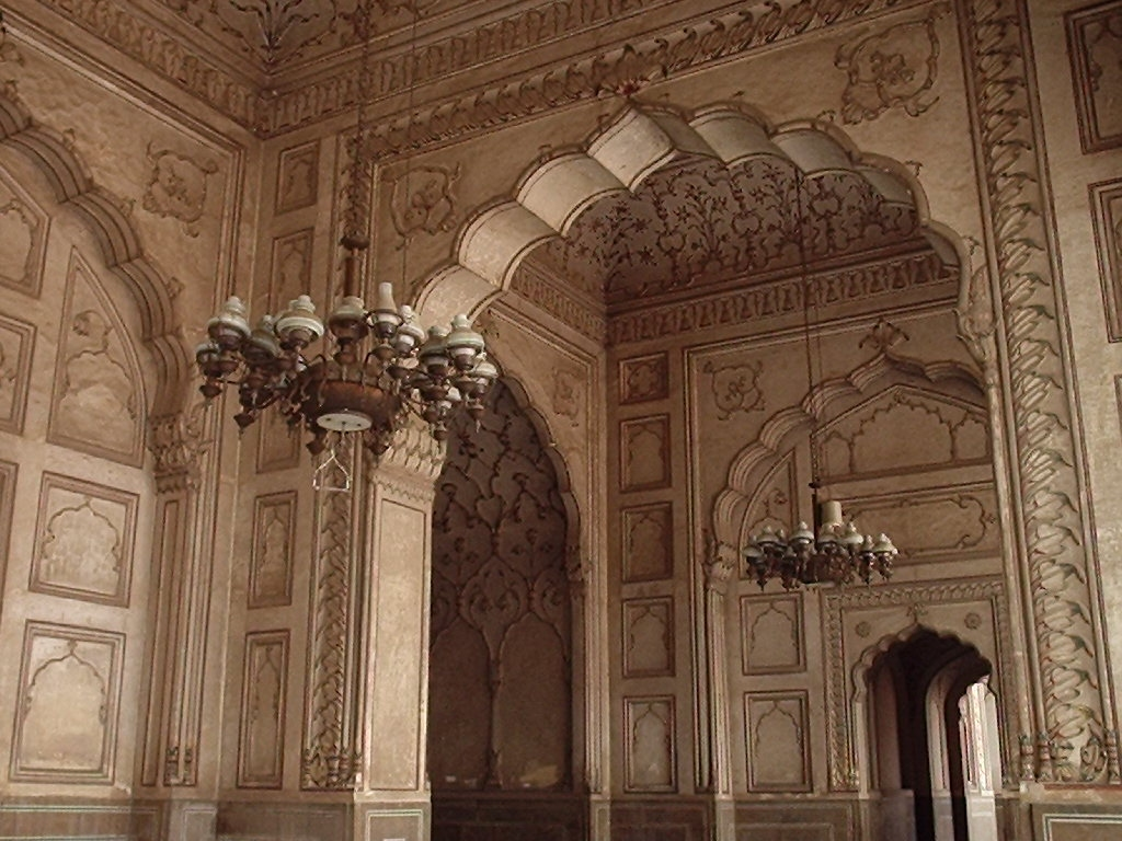 Masjid Around The World-badshahi-mosque-lahore-pakistan-interior-jpg