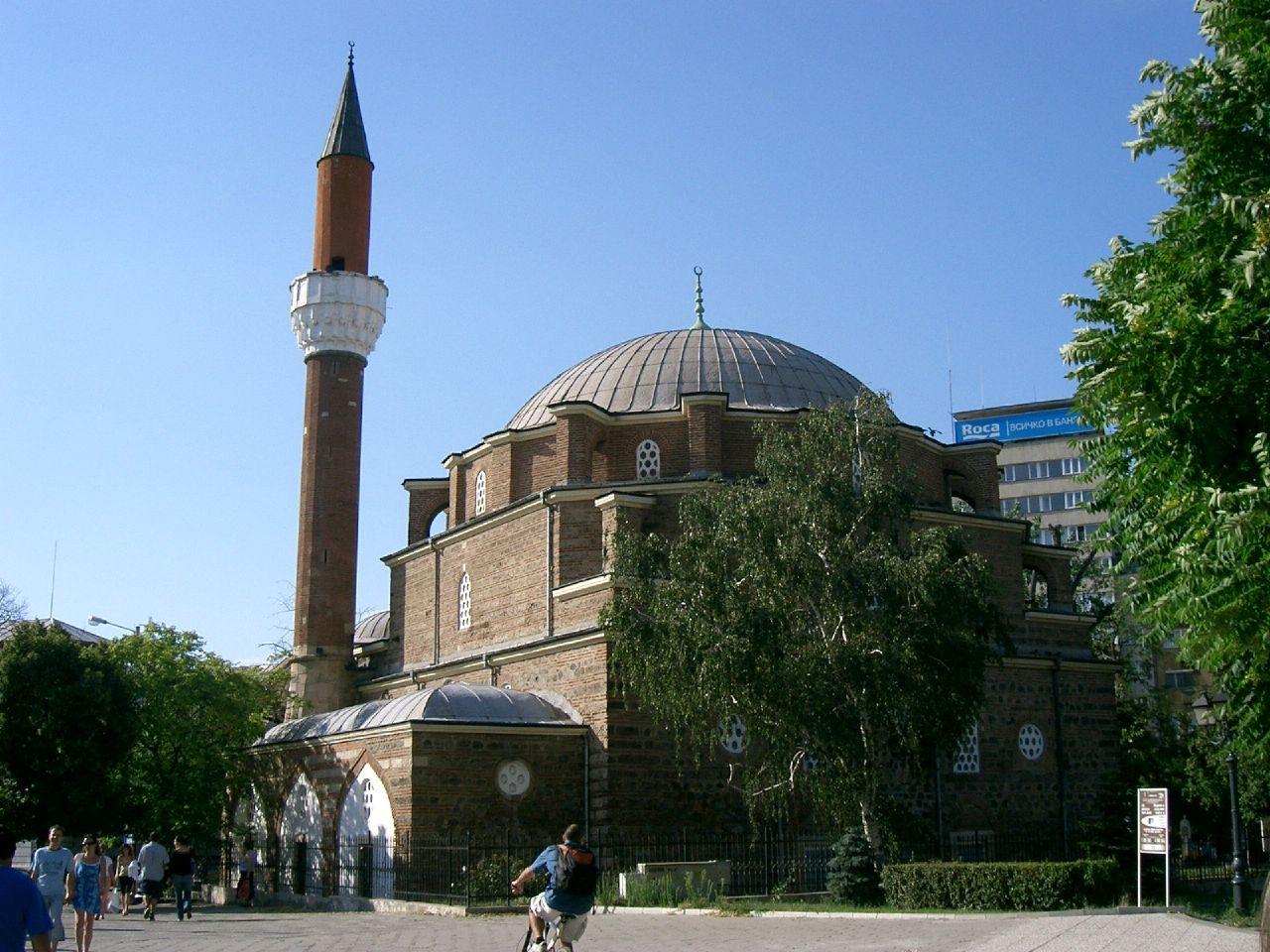 Masjid Around The World-banya-bashi-mosque-sofia-bulgaria-jpg