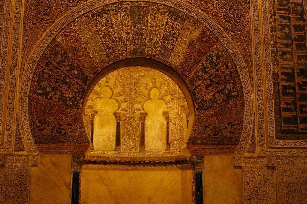 Masjid Around The World-grand-mosque-cordoba-spain-mihrab-jpg