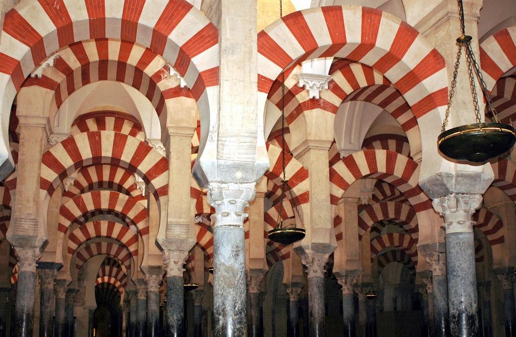 Masjid Around The World-grand-mosque-cordoba-spain-pillars-jpg