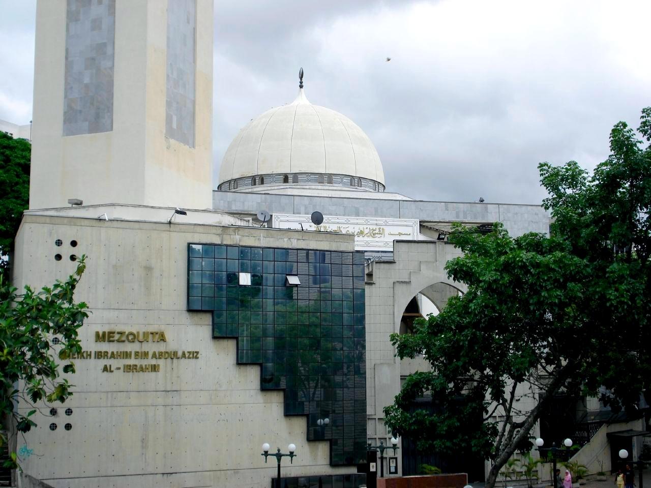 Masjid Around The World-mosque-caracas-venezuela-jpg