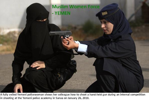 Islamic Women Forces-muslim_woman_police_yemen-jpg