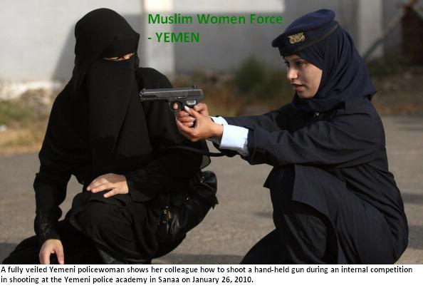 Islamic Women Forces-muslim_woman_police_yemen-jpg