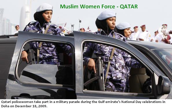 Islamic Women Forces-muslim_woman_police_qatar-jpg
