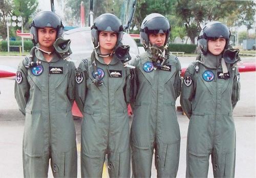 Islamic Women Forces-pakistani-women-pilots-jpg