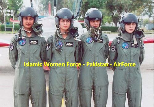 Islamic Women Forces-pakistani-women-pilots-jpg