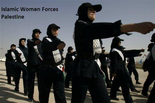 Islamic Women Forces-muslim_woman_force_palestine-2-jpg