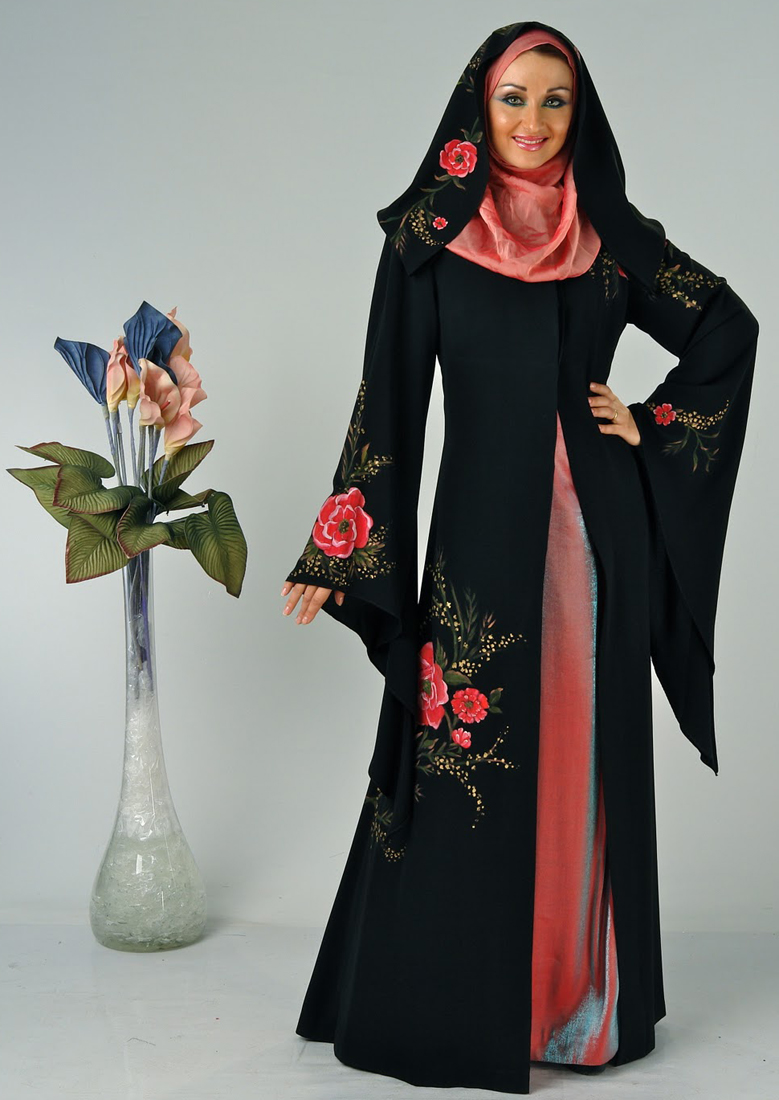 Abaya Collection - Tips - Styles-abaya-designs-2011-sleeves-jpg