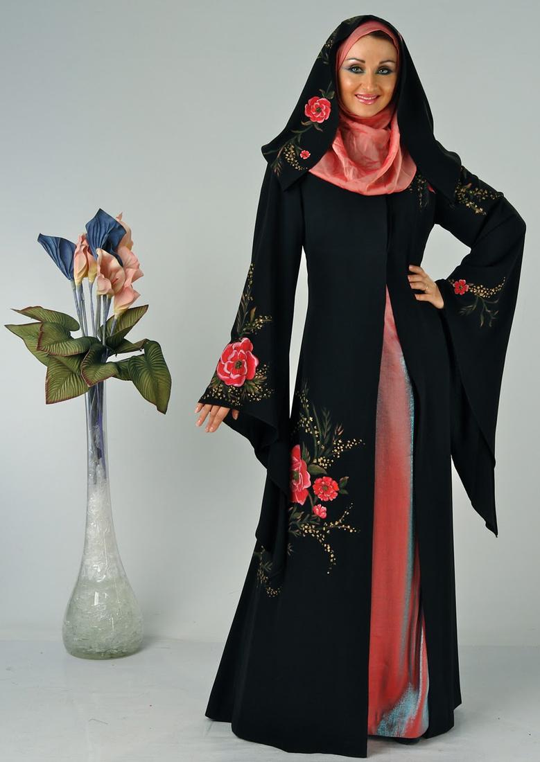 Abaya Collection - Tips - Styles-abaya-designs-2011-sleeves-jpg