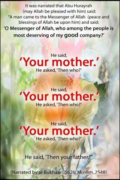 Islamic Quotes ! <<ISLAM—The Greatest Religion >>!-mother-jpg