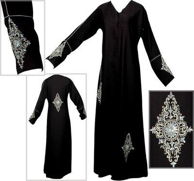 Abaya Collection - Tips - Styles-dubai-abaya-2014-7-jpg