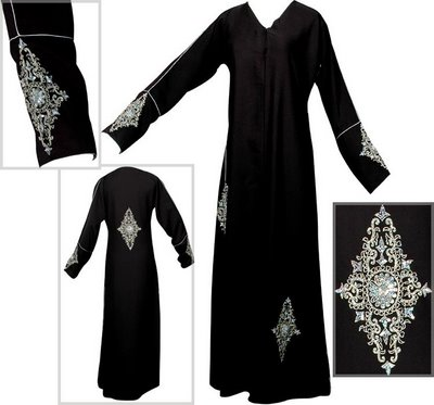 Abaya Collection - Tips - Styles-dubai-abaya-2014-7-jpg