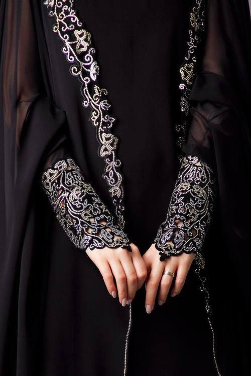 Abaya Collection - Tips - Styles-203916e094507edb3d0d8fba32ed021a-jpg