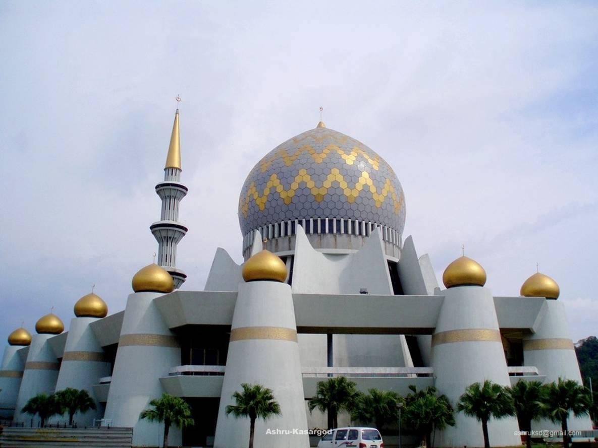 Masjid Arround the World-sabah-mosque-kota-kinabalu-malaysia-jpg