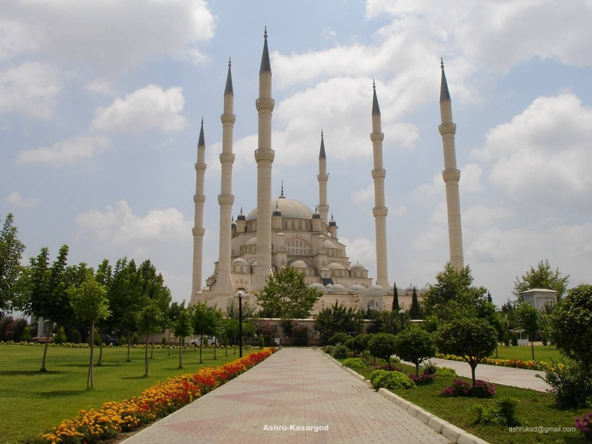 Masjid Arround the World-sabanci-mosque-adana-turkey-jpg