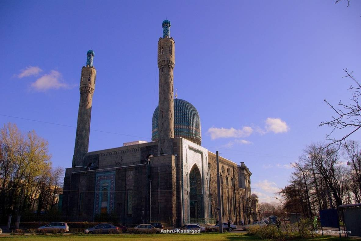 Masjid Arround the World-saint-petersburg-mosque-russia-jpg