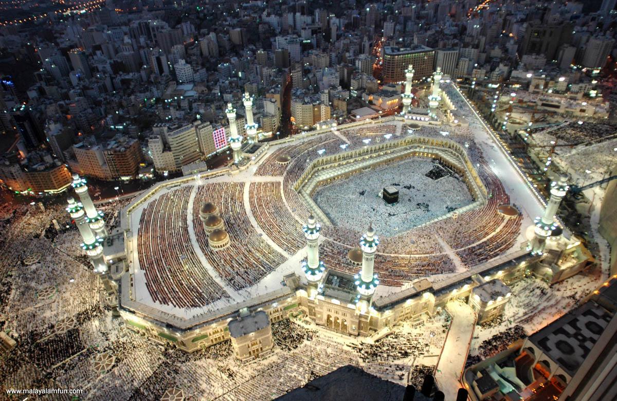 Wonderful Pictures of Haram in Masjid Al-Haram Makkah Mukarrama-masjid-al-haraam-wonderful-4-jpg