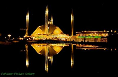 some beautiful images of mosques in Pakistan-faisalmosque-jpg