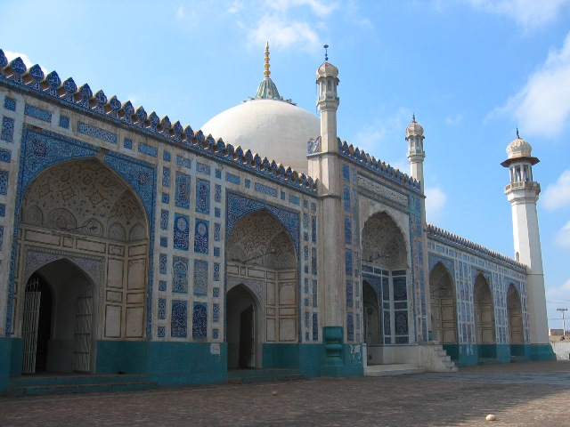 some beautiful images of mosques in Pakistan-kingmosque_eidgah-multan-jpeg