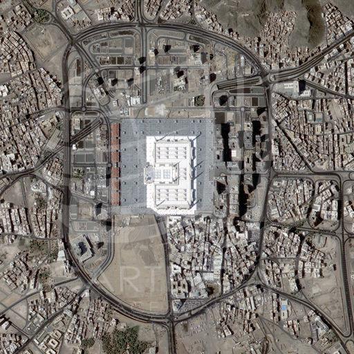Madina Munawara-madina-satelite-jpg