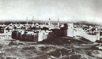 Madina Munawara-madinah-syrian-gate-jpg