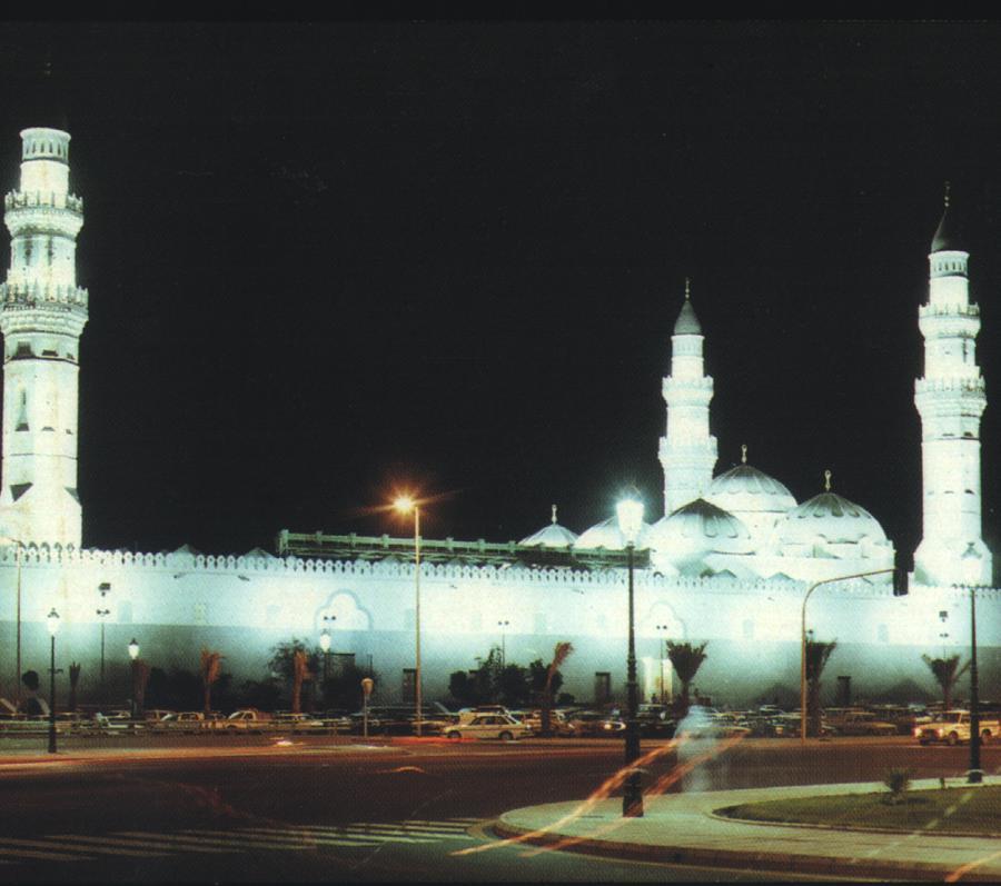 Madina Munawara-masjid-quba-jpg