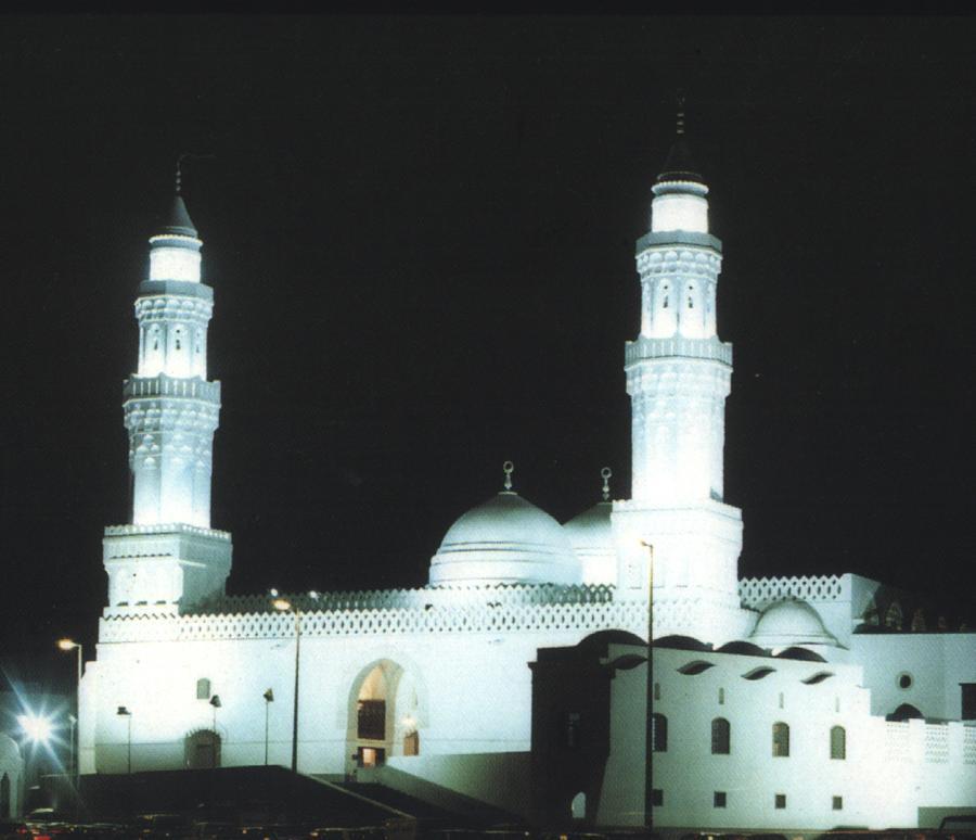 Madina Munawara-masjid-qiblteen-jpg