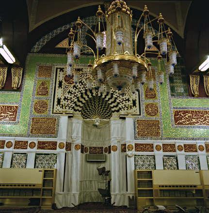 Madina Munawara-mehrab-masjid-nabvi-jpg