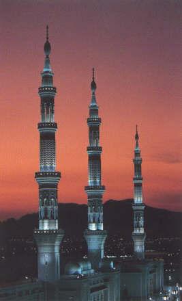 Madina Munawara-minar-jpg
