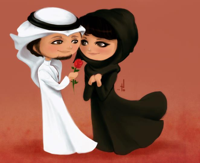 If you can't love her in her abaya, you can't truly love her in anything else either-abc-jpg