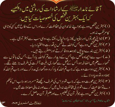 qualities of a better human being in the light of HAZRAT MOHAMMAD SAWW-behtar-jpg