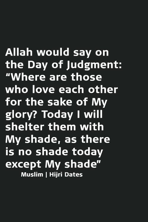 Those Who Love eachother for Sake Of Allah-muslim-2-jpg